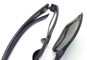 F17895 New Design Magnetic Glasses Polarized Lens Optical Glasses Clip on pictures & photos