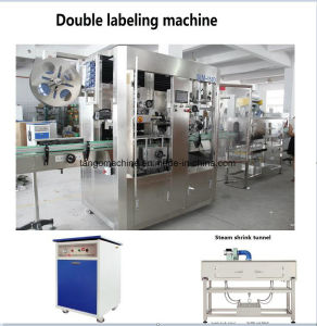 High Speed Automatic Bottle Labeler Label Machinery pictures & photos