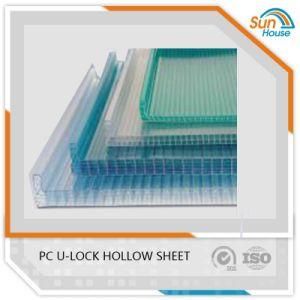 Leak-Proof PC U-Lock Multiwall Hollow Sheet