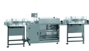 8 Needles 30ml-500ml Large Volume Filling Production Line Pharmaceutical Machine pictures & photos