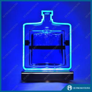 LED Liquor Bottle Display (HJ-DWL04) pictures & photos