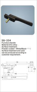 Zinc Alloy Handle for Windows/Doors (SQ-334) pictures & photos