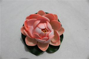 2017 Artificial Foam Lotus Flowers Cheap for Wedding Decoration pictures & photos