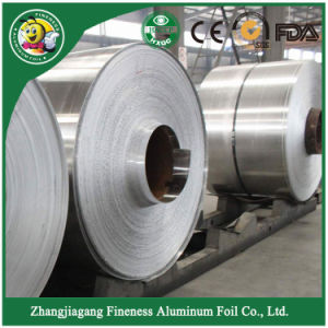 8001 Aluminium Foil Roll Food Household Aluminium Foil pictures & photos