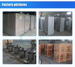 Sugold Factory Direct Sales Stainless Steel Lab Fume Hood Sw-Tfg-12 pictures & photos