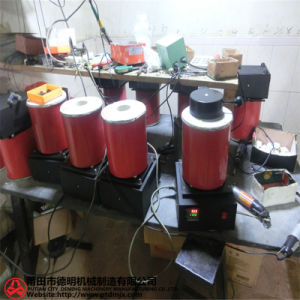One Kilogram of Portable Gold Melting Furnace pictures & photos