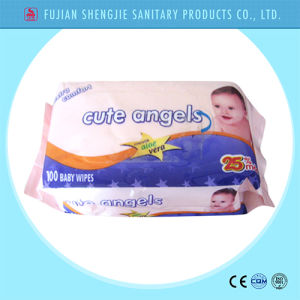 Angel Baby Wet Wipe (SJ) pictures & photos
