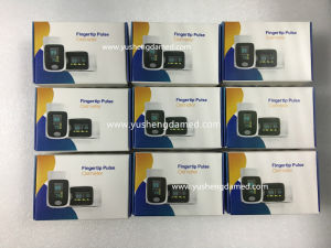 Ce FDA Hospital Medical Clinical Equipment Fingertip Pulse Monitor pictures & photos