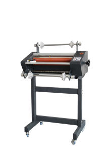 Professional 460mm Hot Roll Film Laminating Machine (FM-480) pictures & photos