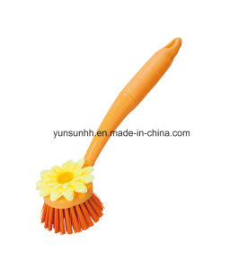 Flower Brush /Cleaning Dish Brush/Broom, Cleaning Tool pictures & photos