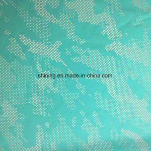 Fashionable Reflective Printing Jacket Fabric pictures & photos