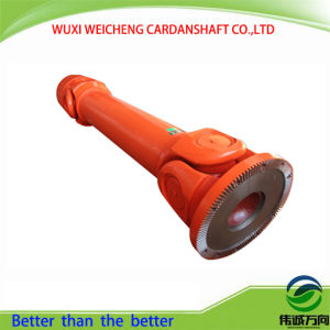 High Performance SWC Cardan Shaft with Hirth Serration Connection pictures & photos