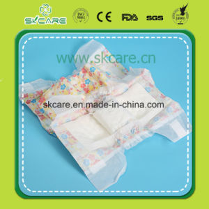 Hot Sale OEM Disposable Breathable Baby Diaper Baby Nappy with Super Absorption pictures & photos