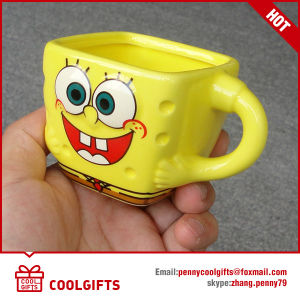 Mini Cartoon Ceramic Mug for Promotional Gift (CG211) pictures & photos