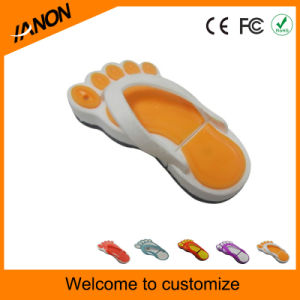 Kinds of Colors Shoes PVC USB Flash Drive with High Quality pictures & photos