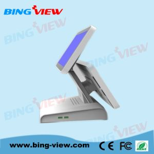 """17 """"Resistive Point of Sales/POS Touch Screen Monitor with USB/RS232"""