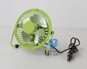 """4"""" USB Fan, Mini Desk Fan pictures & photos"""