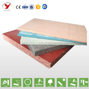Durable Decoration MGO Fireproof Board Soundproof Dampproof pictures & photos