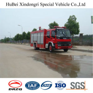 8ton Isuzu Water and Foam Fire Fighting Truck Euro 4 pictures & photos
