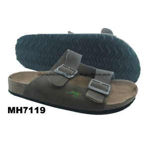 Real Leather Sandals Beach Sandals Sport Casual Sandals pictures & photos