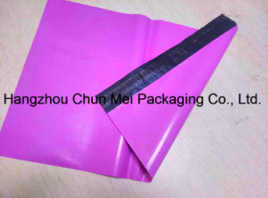 Custom Pink Color Express Packing Bag pictures & photos