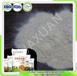 Inidustrial Collagen Powder for Nitrogen Fertilizer Use pictures & photos