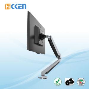 Wholesale Vesa 75/100 Adjustable Computer LCD Monitor Mount HK-GM212 pictures & photos