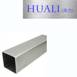 200 300 400 Series Stainless Steel Special Square Pipe