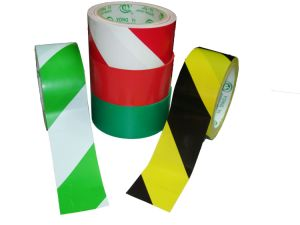 PVC Floor Marking Adhesive Tape pictures & photos