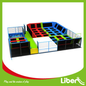 Jumping Indoor Birthday Party Trampoline Park Design and Planning pictures & photos