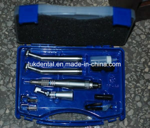 High Speed NSK Pana Air Dental Handpiece (push button) pictures & photos