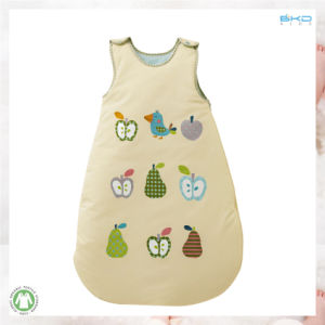Winter Baby Apparel Embroidery Baby Sleeping Bag pictures & photos