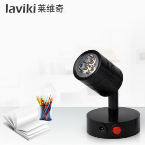 1W-3W-9W Portable Stand LED Spot Light with Rechargeable Battery pictures & photos