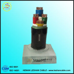 PVC Insulation Material and Construction Application Cu/Al/PE/PVC Cable pictures & photos