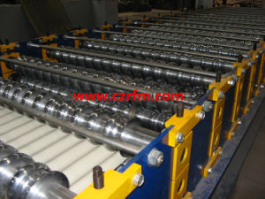 Automatic Corrugated Metal Roof panel Roll Forming Machine, Sheet Metal Roof Making Machine pictures & photos