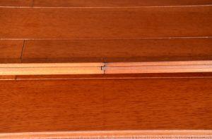 Teak Wood Solid Wood Flooring pictures & photos