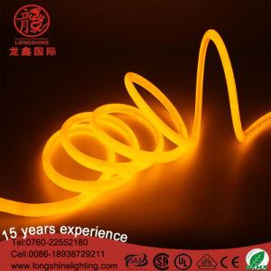 2017 Yellow 12V/24V/120V/230V LED Neon Flex Lamps Light pictures & photos