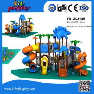 Dinosaur Series Plastic Playground Plastic and Metal Part Outdoor Playground Type pictures & photos