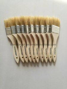 Natural White Bristle Paint Brush Chip Brush Wholesale with Cheapest Price pictures & photos