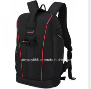 Professional Quality Double Shoulder Camera Bag Pack Backpack Bag (CY6933) pictures & photos
