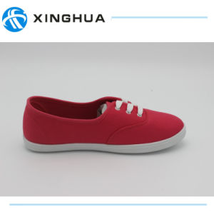 New Style in Fashion Canvas Casual Shoes pictures & photos