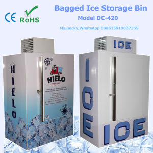 Bagged Ice Storage Bin DC-420 to Store 125bags of Ice pictures & photos