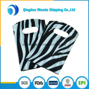 Customized Printing LDPE Die Cut Shopping Bag in Pack pictures & photos