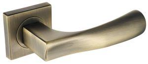 Hot Zinc Alloy Door Lock Handle (Z0-0187 ABM) pictures & photos