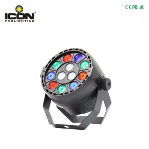 Indoor 12X1w Mini LED PAR Light for Stage Light pictures & photos