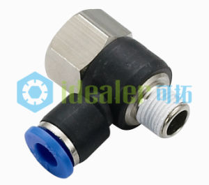 High Quality Pneumatic Brass Fitting with Ce (pH1/4-N01)