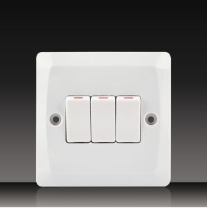 10A 250V 1gang 1way/2way Switch (BK11) pictures & photos