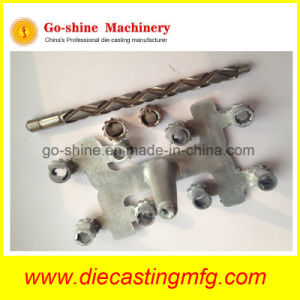 Zinc Die Cast Part of Hand-Operated Tools pictures & photos