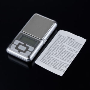 Popular Design 200g X 0.01g Mini Pocket Digital Scale pictures & photos