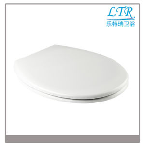 European Shape Smart White Wc Toilet Seat pictures & photos